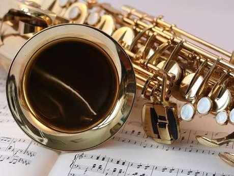 Spectacle de l'école de musique