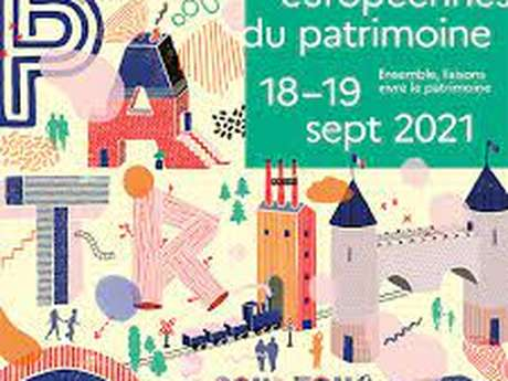 Journées Européennes du Patrimoine : Eglise Saint-Pierre d'Athos
