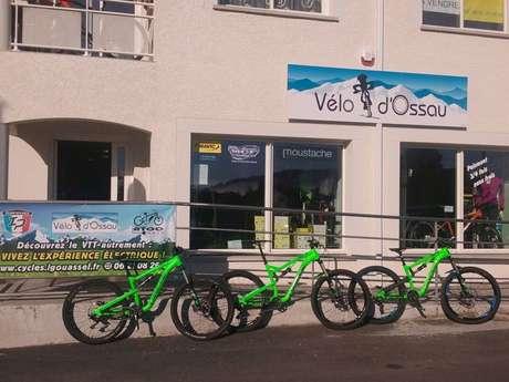 Vélo d'Ossau - Location vélo