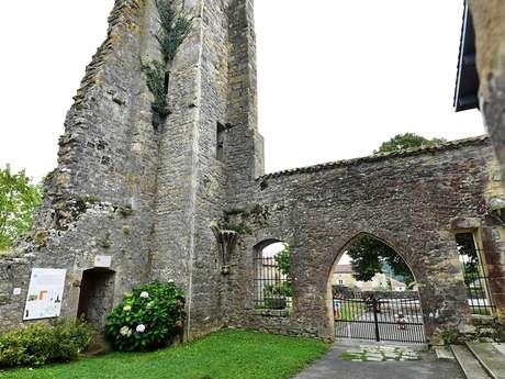 Tour-clocher du couvent des Augustins