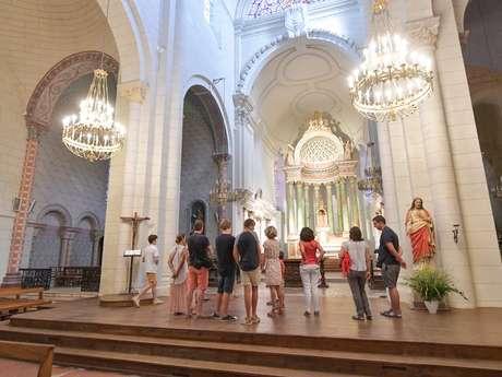 Visite guidée « cœur de Saint-Sever » légèrement décalée