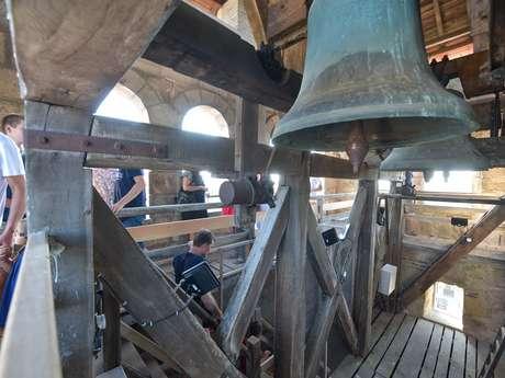 Journnée du Patrimoine : Montée au clocher de l'abbatiale