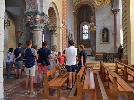 ANNULÉE : Visite guidée de l'abbaye de Saint-Sever