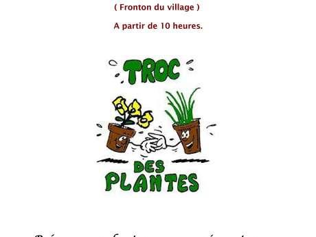 Troc des plantes