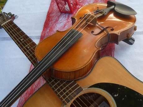 Concert des stagiaires d'Alto en Béarn