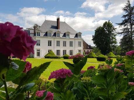 Visite des jardins, par un jardinier du Château de Laàs