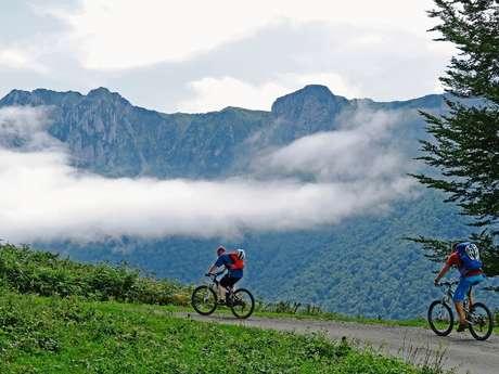 VTT N°30 - Tour de la Borde de Bouhaben