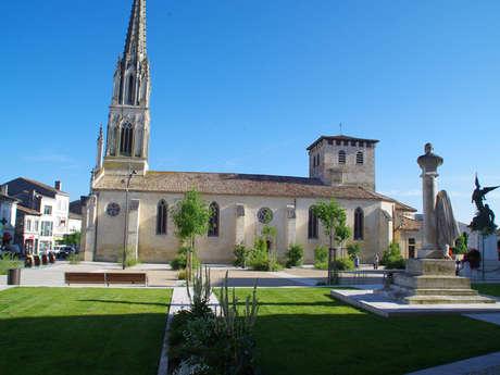 Eglise Saint-Jean Baptiste de Coutras