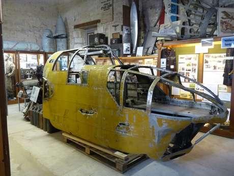 Musée du Terrain d'Aviation de Condé-Vraux 39/45