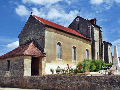 Découverte de l'église Saint-Louvent d'Attancourt