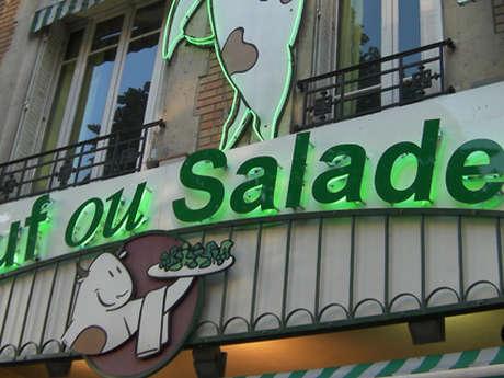 Boeuf ou Salade