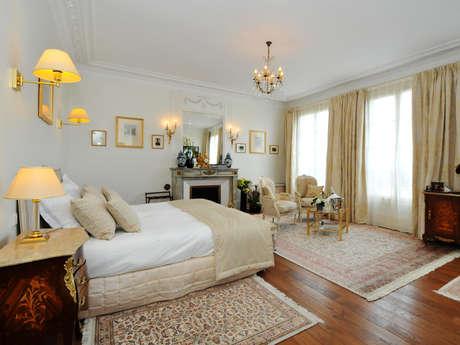 """Hôtel """"La Villa Eugène"""""""