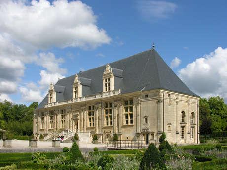 Visites guidées au Château du Grand Jardin