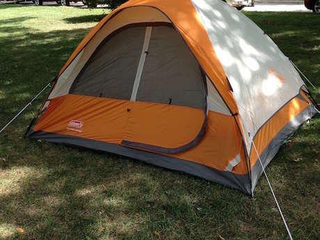 """Camping de """"La Pommeraie"""""""