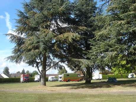 "Camping Municipal ""Les Châtaigniers"""