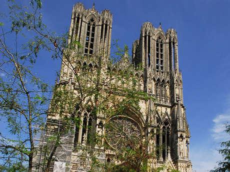Visite guidée de la Cathédrale Notre Dame de Reims