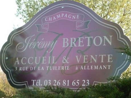 Champagne Jérémy Breton