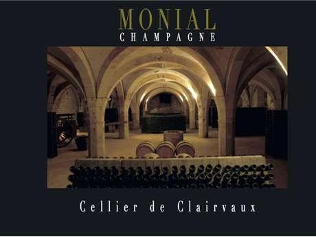 Champagne MONIAL - Le Cellier aux Moines