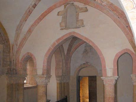 Visite de l'église Saint-Benigne à Domblain
