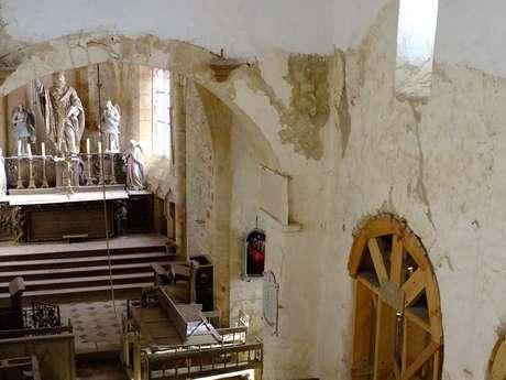 Visite de la Chapelle Saint Aubin