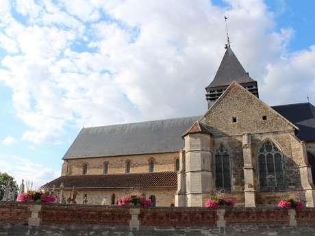 Visite de l'église de Droyes
