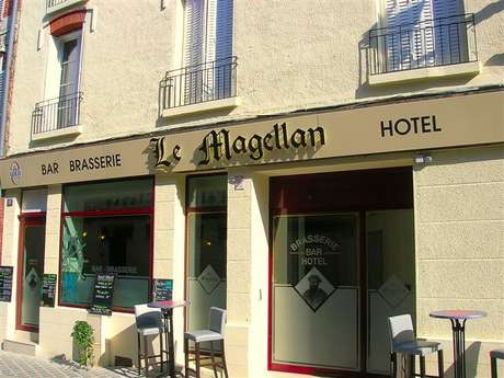 Hôtel-restaurant Le Magellan