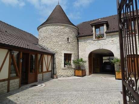 La Grange de Léon - chambre Henriette