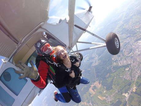 Air parachutisme Reims