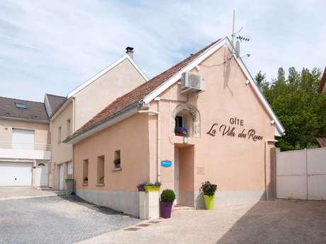 La Villa des Roses, proche d'Epernay