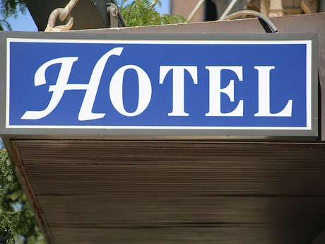 """Hôtel-Restaurant """"Le Vieux Moulin"""""""