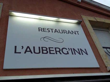 """Hotel-Restaurant """"L'Auberg'inn"""""""