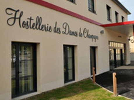 """Hôtel """"Les Dames de Champagne"""""""