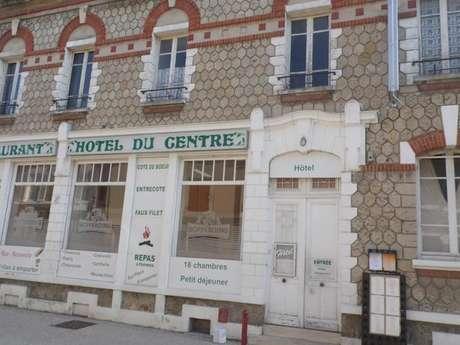 """Hôtel-Restaurant """"Le Centaure"""""""