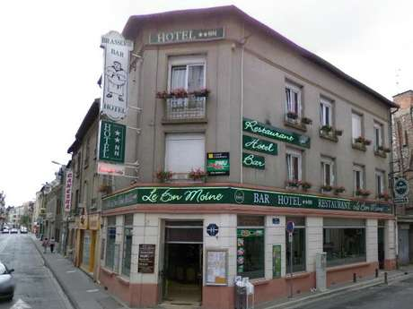 """Hôtel-Restaurant """"Le Bon Moine"""""""