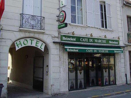 """Hôtel """"Le Centre"""""""