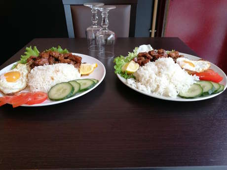 Asie Gastronomie