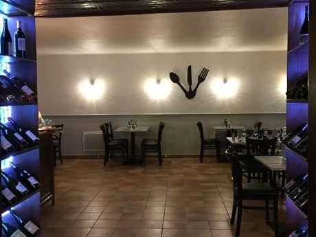 """Restaurant """"La Porte Oubliée"""""""