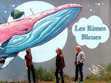 Les Rimes Bleues . Hommage à Nougaro