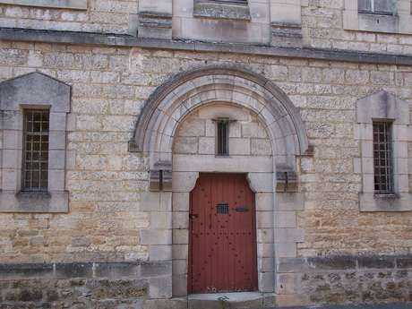 Visite commentée de l'Ancienne Prison et du chantier du Centre Nautique