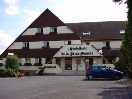 "Hôtel-Restaurant ""Hostellerie de la Reine Blanche"""