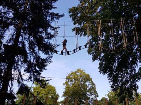 Parc Aventure Domaine du Buisson