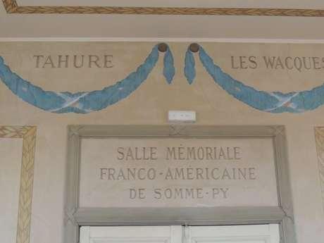 Salle Mémoriale Franco-Américaine