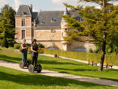 Location de Gyropodes (Segway)