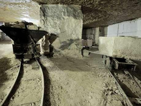 Carrière souterraine de Rinval - Maison de la Pierre