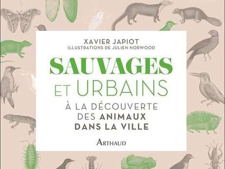CONFERENCE: SAUVAGES ET  URBAINS, à la découverte des animaux  dans la ville