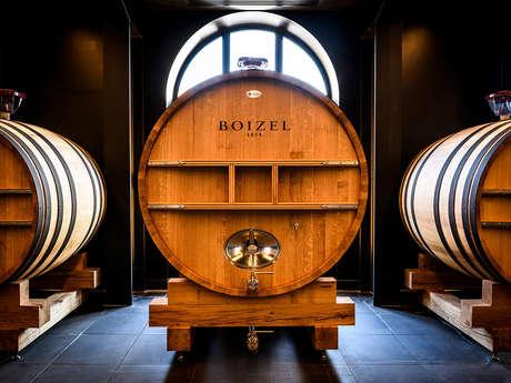 Champagne Boizel - Atelier 1834