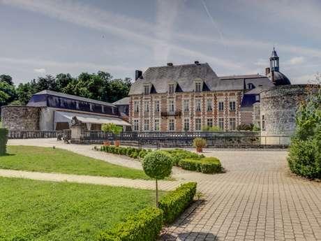 """Hôtel-Restaurant """"Château d'Etoges"""""""