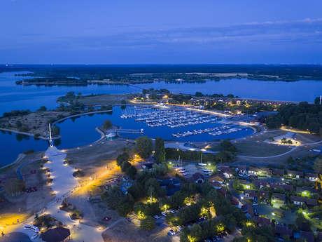 Escapades : Balade sur la station nautique du Lac du Der