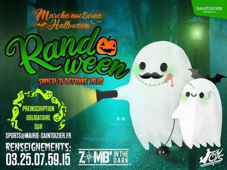 Marche nocturne : la Randoween