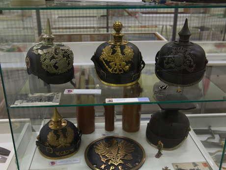 Historial, le musée du Souvenir Français et des anciens marins
